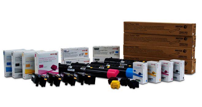 Toner Xerox authentique - DS Wallonie, Concessionnaire Xerox en Wallonie - Liège et Charleroi