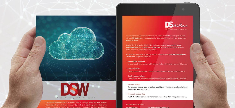 DSW[Cross-média]