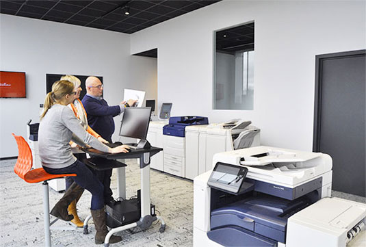 Pourquoi un multifonction Xerox ?