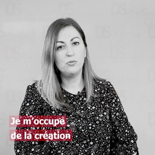 Marie-Josée Soler : je m'occupe de la création