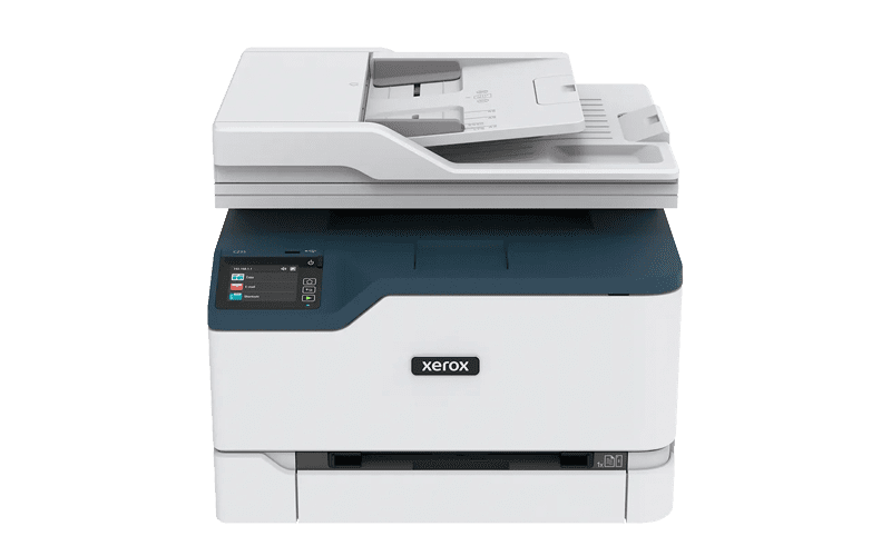Imprimante multifonction Xerox® C235 vue de face