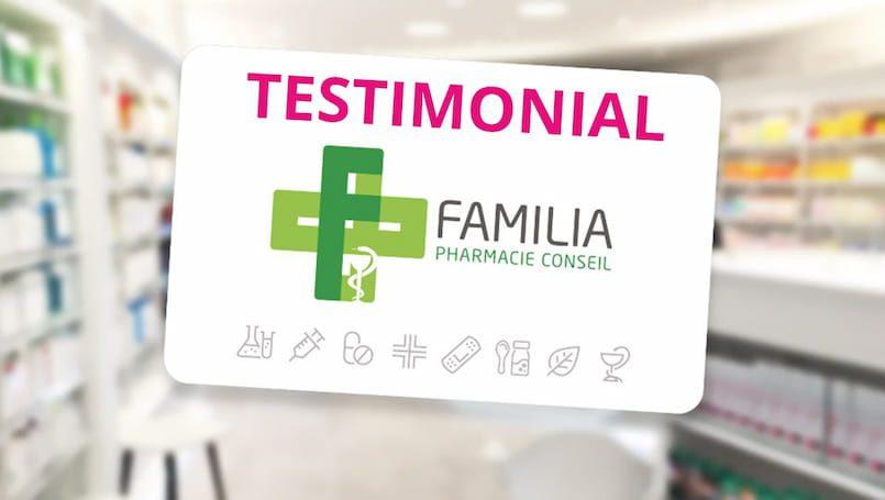 Testimonial groupe EPC Familia